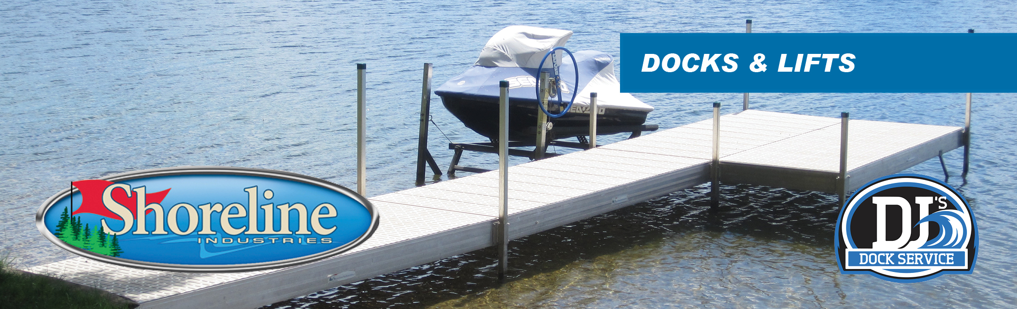 DJ's Dock Service | ROCK OUT WITH YOUR DOCK OUT